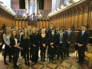 Abbey Singers Dec 2014